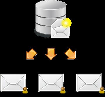 E-Mail Liste